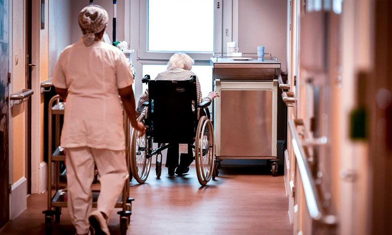 Cinq morts dans une maison de retraite en France