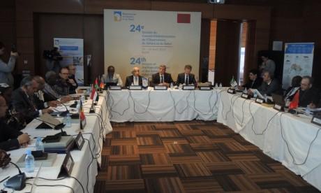Le Conseil d'administration de l'OSS tient sa 24è session à Bouznika