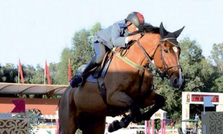 Le cavalier Zacaria Boubouh remporte le Grand Prix S.M. le Roi Mohammed VI