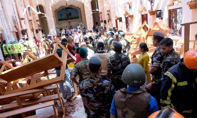 Attentats au Sri Lanka : un très lourd bilan