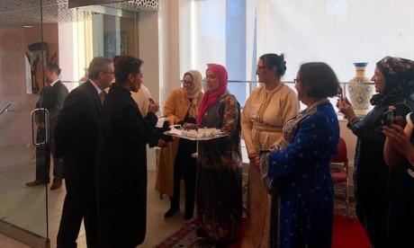 Dar Al-Maghrib promeut le Label Maroc au Canada
