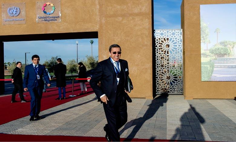 Omar Hilale élu président du Conseil d'administration de l'Unicef
