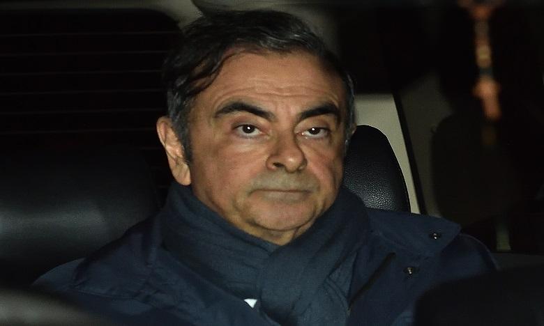 Carlos Ghosn ré-arrêté à Tokyo sur de nouveaux soupçons