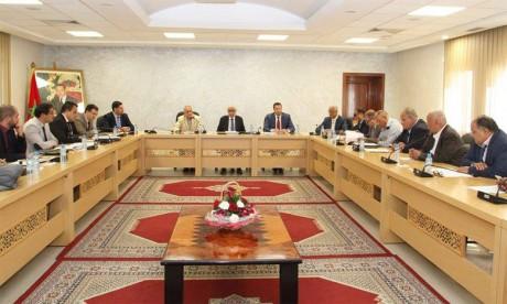 Trois commissions provisoires en lieu  et place de trois fédérations sportives