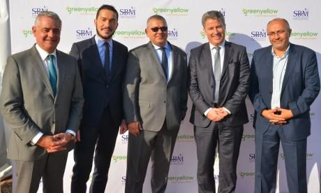 SBM équipe son usine de panneaux photovoltaïques