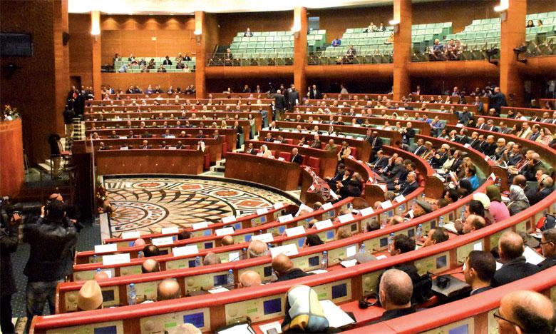 Ouverture de la session printanière de l'année législative 2018-2019