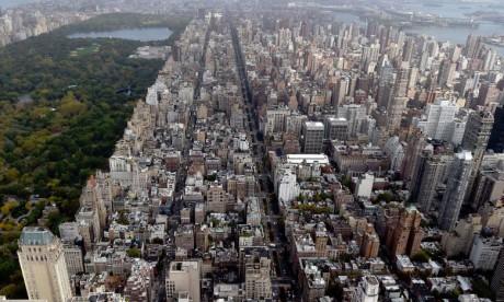 New York s'attaque aux émissions des bâtiments