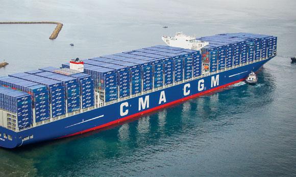 CMA CGM lance sa plateforme eSolutions