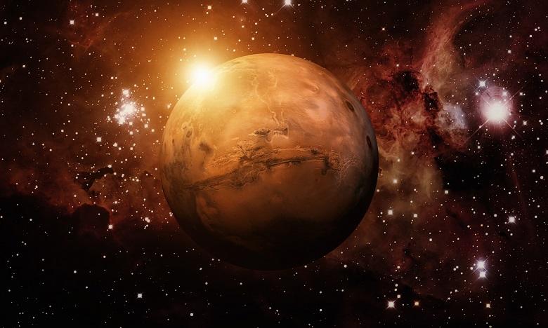 La planète Mars tremble aussi !