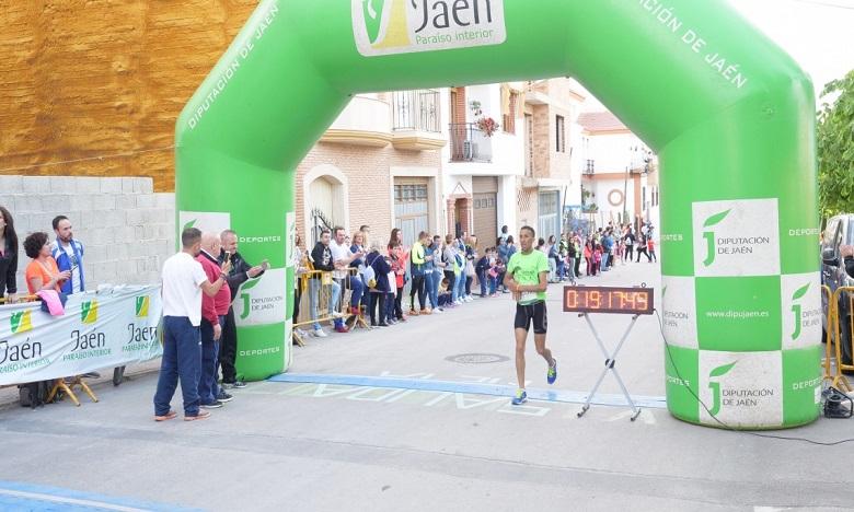 Cette édition a connu la participation de près de 600 athlètes espagnols et étrangers. Ph. DR