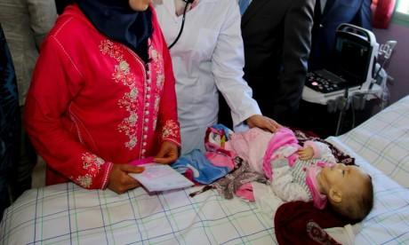 Zagora: Prestations médicales au profit des habitants de Taghbalte