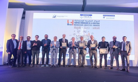 Les Moroccan Logistics Awards récompensent les logisticiens de talent