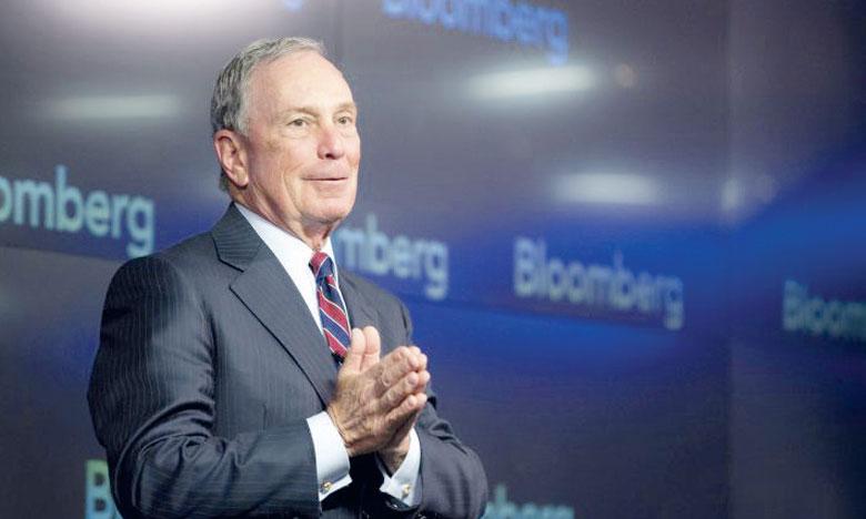 La Fondation Bloomberg fait  un don de 5,5 millions de dollars
