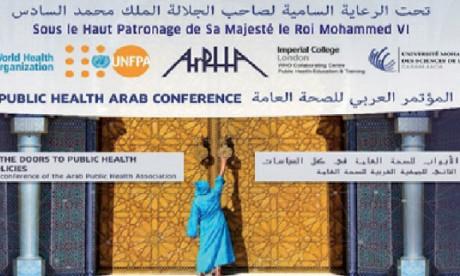L'Université Mohammed VI abrite le Congrès arabe de santé publique
