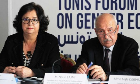 La présidente de la HACA plaide pour un «engagement collectif» en matière de lutte contre les violences sexistes dans les médias