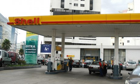 De nouveaux produits dans les stations Shell