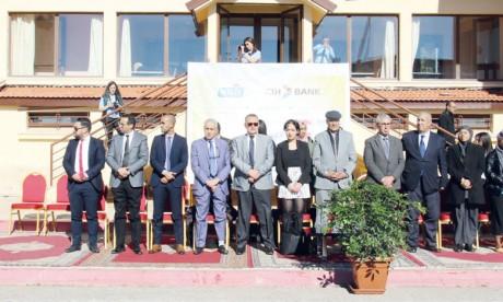 L'Université Al Akhawayn promeut le sport universitaire à Ifrane