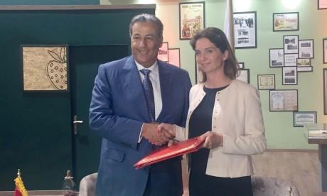 Crédit Agricole du Maroc s'associe au  programme international «Women in Business»