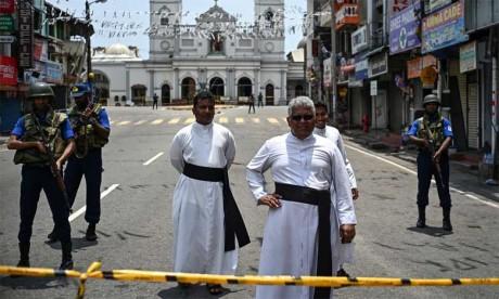 L'archevêque de Colombo dénonce une «insulte à l'humanité»