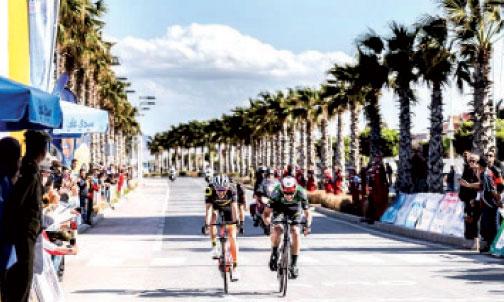 L'Italien Stefano Gandin arrache la victoire  au sprint final