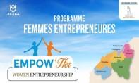 Lancement du programme d'accompagnement Empow'her