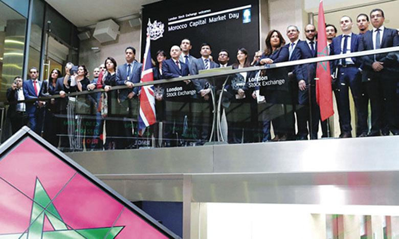 L'événement, qui s'achève aujourd'hui à Londres, est organisé depuis 2015 par la Bourse des valeurs de Casablanca.