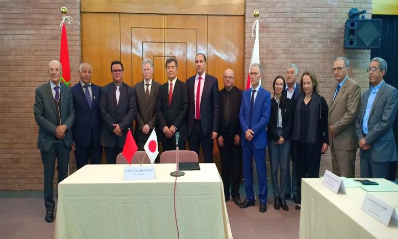 Le Japon soutient des associations marocaines