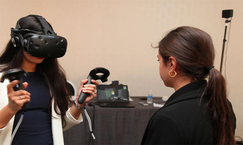 Le Matin - L'Immersive Learning, la nouvelle technique  de formation en mode réalité virtuelle