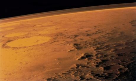 Après la Lune, la NASA veut se poser sur Mars en 2033