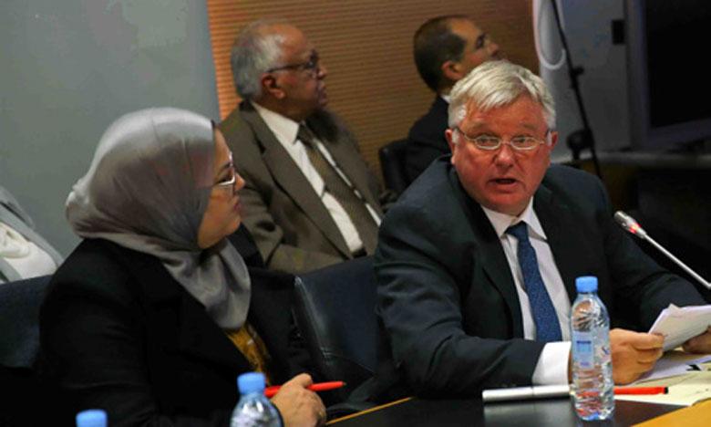 Atelier pour la planification globale du programme d'appui à la régionalisation avancée