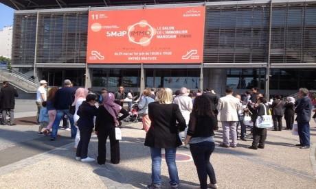 SMAP Immo du 14 au 16 juin à Paris
