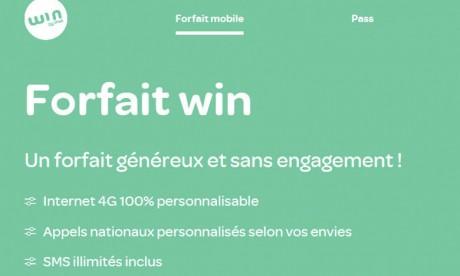 Win, premier opérateur 100%  digital signé Inwi