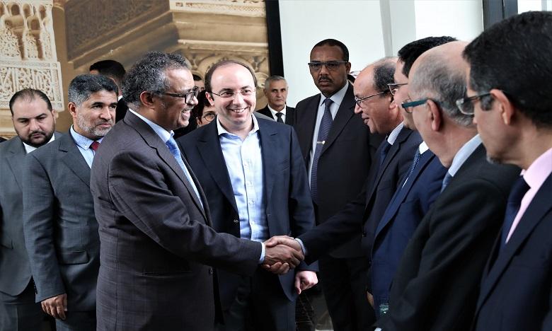 Rabat célèbre la journée mondiale de la santé