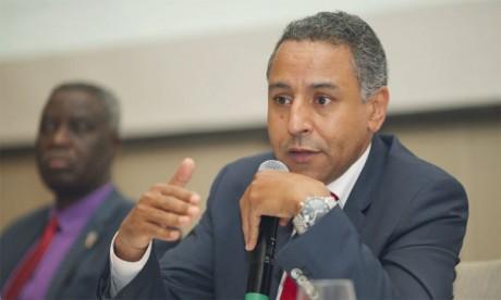 Le Congrès africain  pour la première fois au Maroc