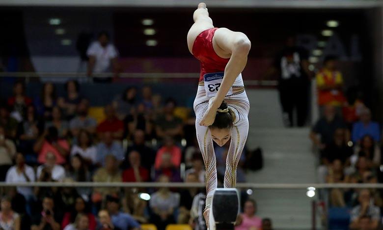 C'est la quatrième fois que la Belgique accueillera les Mondiaux de gymnastique. Ph : AFP