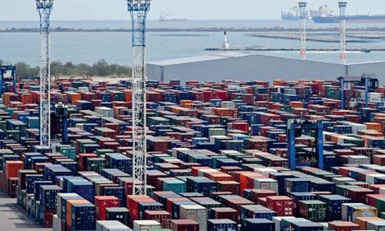 Le trafic portuaire en hausse  de 5,6% à fin mars