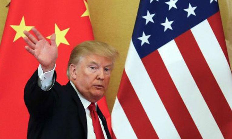 Donald Trump conseille la Chine de signer un accord commercial maintenant