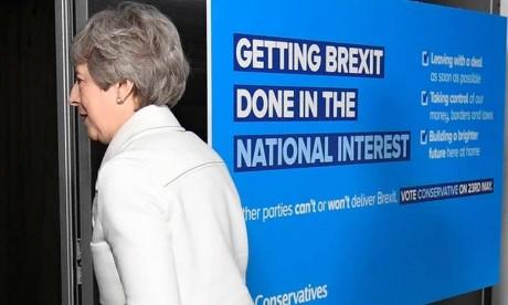 Le gouvernement britannique reporte le vote  du parlement sur le nouveau projet de loi