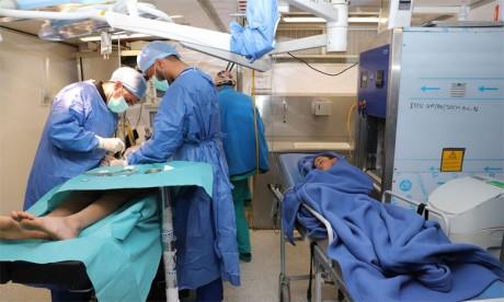 Un mécanisme provincial pour inciter les cadres médicaux à s'installer en zone rurale