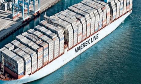 Les actifs cédés par Maersk impactent ses résultats trimestriels