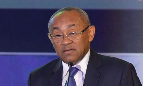 Le président de la CAF sous  les radars de la FIFA