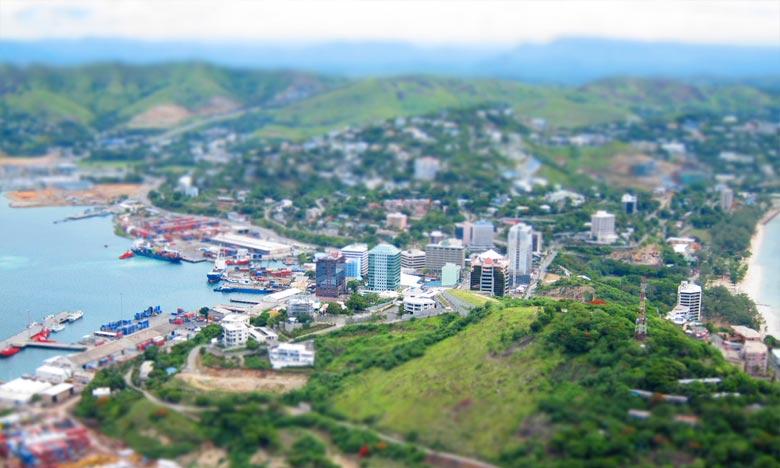 Un puissant séisme frappe la Papouasie-Nouvelle-Guinée