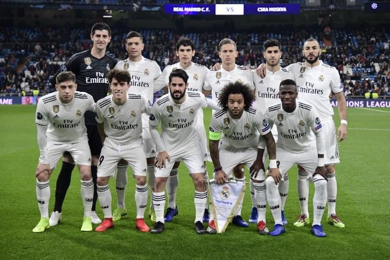 Real Madrid et Adidas prolongent leur partenariat...aucun autre détail financier