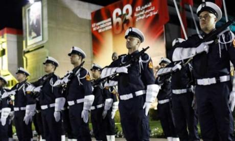 Célébration du 63e anniversaire  de la création de la sûreté nationale