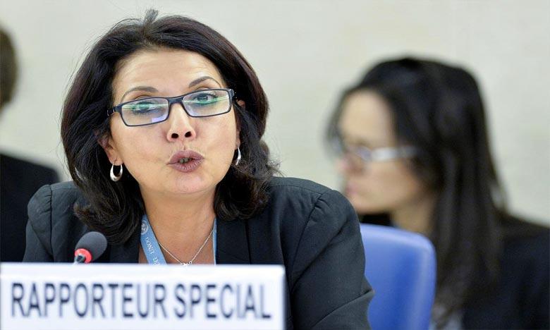 Najat Maalla M'jid nommée Représentante spéciale du SG des NU sur la violence à l'encontre des enfants