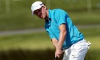Avec un total de 131, à neuf sous le par, Jonas Blixt, en course pour le quatrième titre de sa carrière sur le circuit PGA. Ph : AFP
