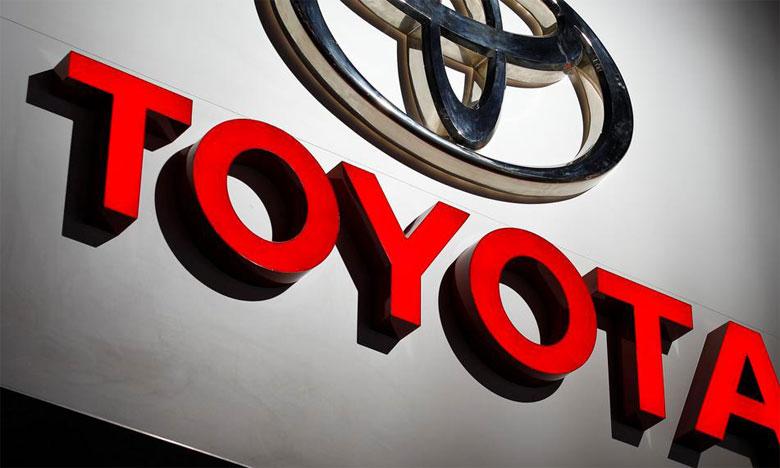 Toyota s'attend à un ralentissement de son bénéfice