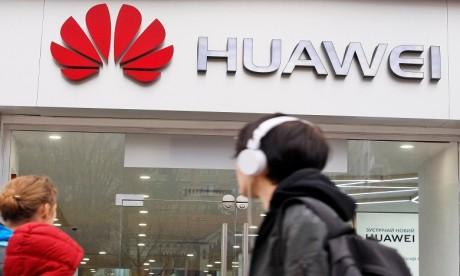Huawei réagit à la décision américaine