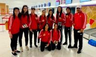 Les pugilistes marocaines se sont dites fières de la victoire réalisée lors de ce tournoi, qui leur a permis de s'arrêter sur leur niveau de préparation aux compétitions continentales et internationales à venir. Ph : frmboxe.ma