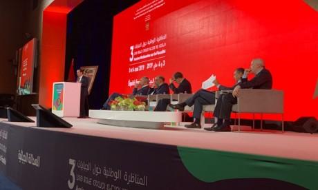 Assises de la Fiscalité : les constats et annonces chocs de Benchaâboun